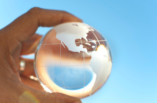 Global business international travel concept.